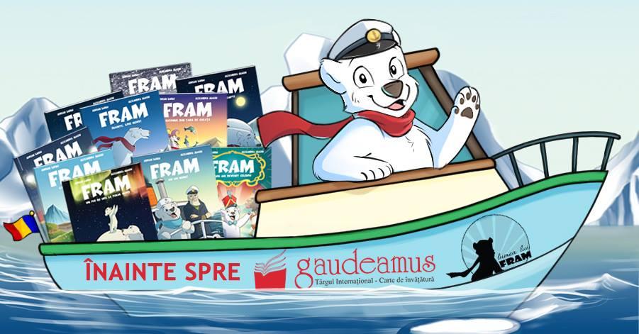 Fram ursul polar Gaudeamus 2017