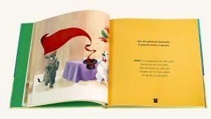 Invatam formele si culorile carte de copii Fram ursul polar