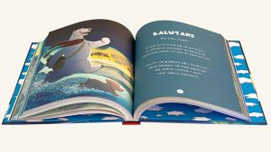 Fram ursul polar interior carte copii