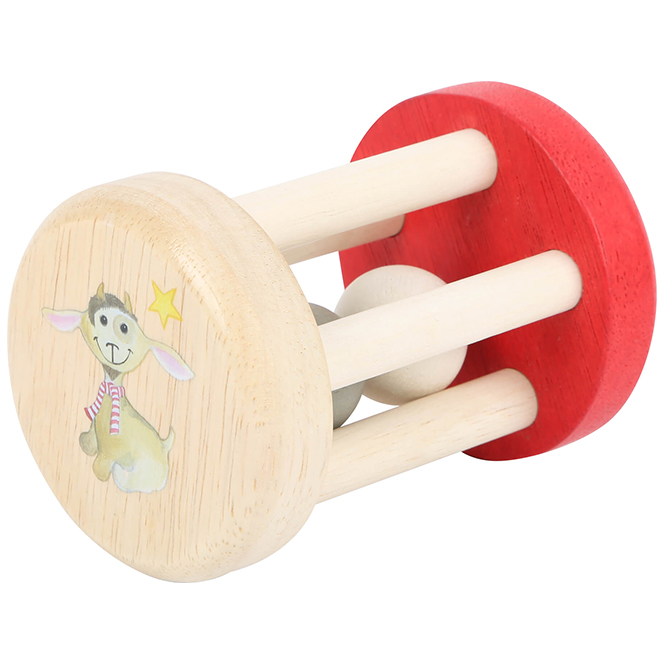 """Jucărie pentru bebe """"Ludwig și steaua norocoasă"""""""