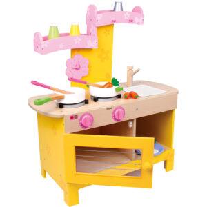 """Bucătărie de jucărie din lemn """"Nena"""""""