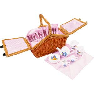 """Coș de picnic cu accesorii """"Splendoare în iarbă"""""""
