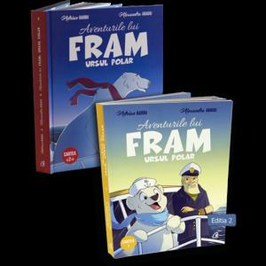 Aventurile lui Fram Cartea. I (Ed.2) Cartea II Ed1