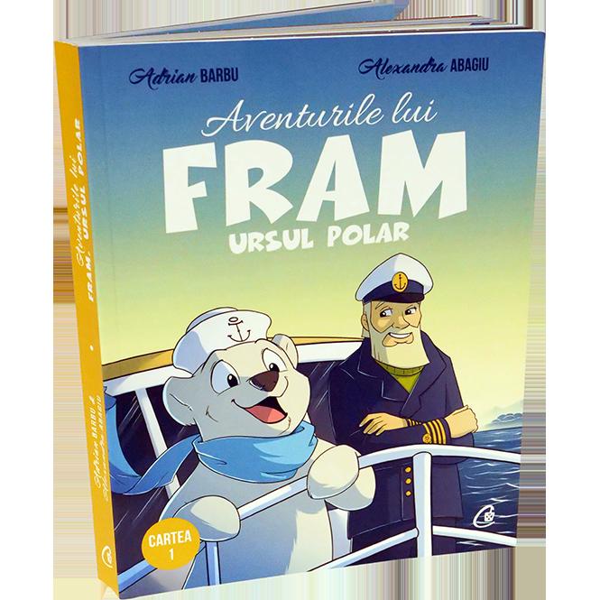 Aventurile lui Fram Cartea. I (Ed.2)