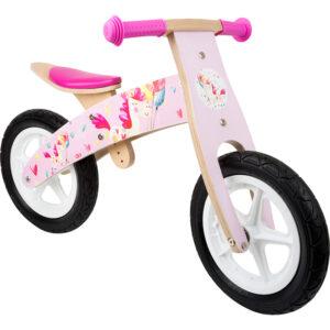 Bicicleta fara pedale unicorn fete